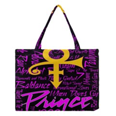 Prince Poster Medium Tote Bag