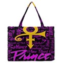 Prince Poster Medium Zipper Tote Bag View1