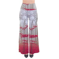Magic Forest In Red And White Pants