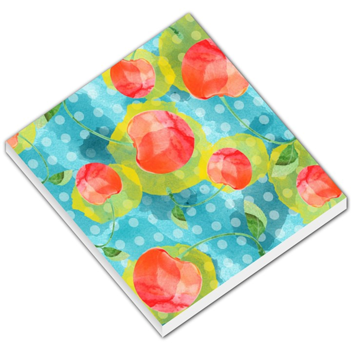Red Cherries Small Memo Pads
