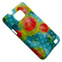 Red Cherries Samsung Galaxy S II i9100 Hardshell Case (PC+Silicone) View5