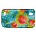 Red Cherries HTC Desire V (T328W) Hardshell Case View1