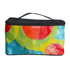 Red Cherries Cosmetic Storage Case