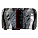 Sometimes Quiet Is Violent Twenty One Pilots The Meaning Of Blurryface Album HTC Wildfire S A510e Hardshell Case View1