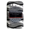 Sometimes Quiet Is Violent Twenty One Pilots The Meaning Of Blurryface Album HTC Wildfire S A510e Hardshell Case View2
