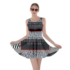 Sometimes Quiet Is Violent Twenty One Pilots The Meaning Of Blurryface Album Skater Dress