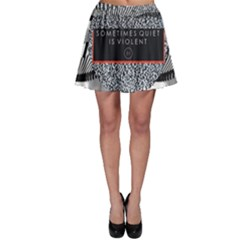 Sometimes Quiet Is Violent Twenty One Pilots The Meaning Of Blurryface Album Skater Skirt