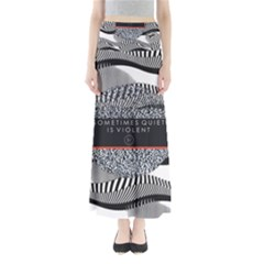 Sometimes Quiet Is Violent Twenty One Pilots The Meaning Of Blurryface Album Maxi Skirts