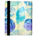 Seashells Samsung Galaxy Tab 8.9  P7300 Flip Case View3