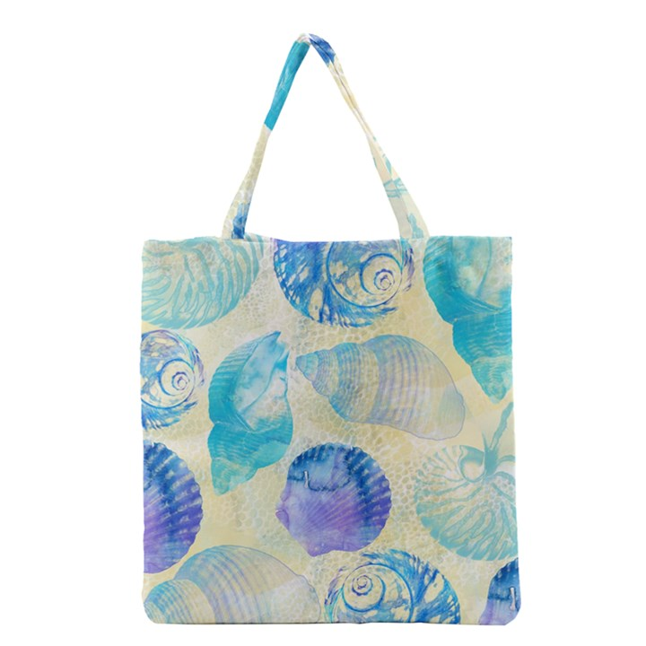 Seashells Grocery Tote Bag