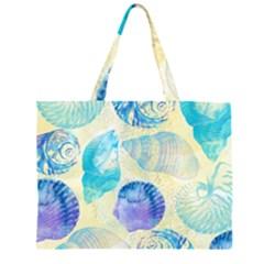 Seashells Large Tote Bag