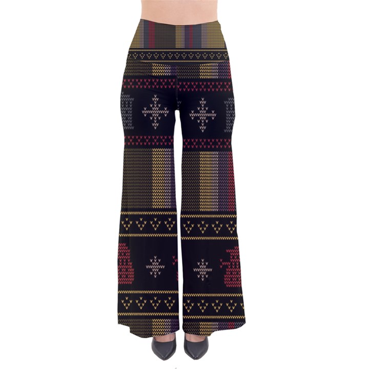 Tardis Doctor Who Ugly Holiday Pants
