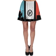 Twenty One 21 Pilots Skater Skirt