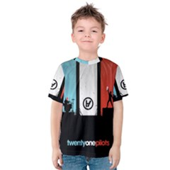 Twenty One 21 Pilots Kids  Cotton Tee