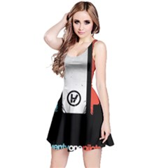 Twenty One 21 Pilots Reversible Sleeveless Dress