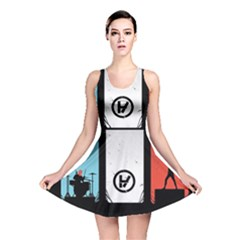 Twenty One 21 Pilots Reversible Skater Dress