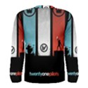Twenty One 21 Pilots Men s Long Sleeve Tee View2