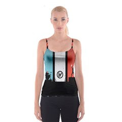 Twenty One 21 Pilots Spaghetti Strap Top
