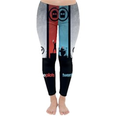 Twenty One 21 Pilots Winter Leggings