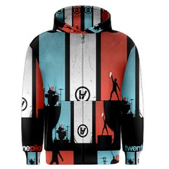 Twenty One 21 Pilots Men s Zipper Hoodie