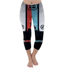 Twenty One 21 Pilots Capri Winter Leggings