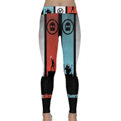 Twenty One 21 Pilots Yoga Leggings