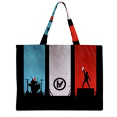 Twenty One 21 Pilots Zipper Mini Tote Bag