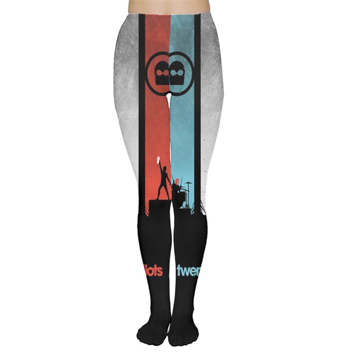 Twenty One 21 Pilots Women s Tights