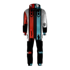 Twenty One 21 Pilots Hooded Jumpsuit (kids)