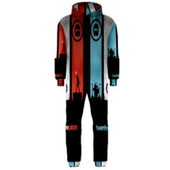 Twenty One 21 Pilots Hooded Jumpsuit (Men)