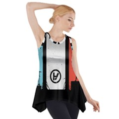 Twenty One 21 Pilots Side Drop Tank Tunic