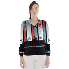 Twenty One 21 Pilots Wind Breaker (Women)