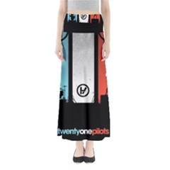 Twenty One 21 Pilots Maxi Skirts