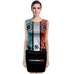 Twenty One 21 Pilots Classic Sleeveless Midi Dress