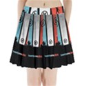 Twenty One 21 Pilots Pleated Mini Skirt View1