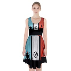 Twenty One 21 Pilots Racerback Midi Dress