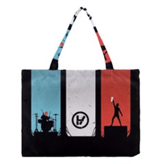 Twenty One 21 Pilots Medium Tote Bag