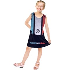 Twenty One 21 Pilots Kids  Tunic Dress