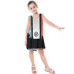 Twenty One 21 Pilots Kids  Sleeveless Dress