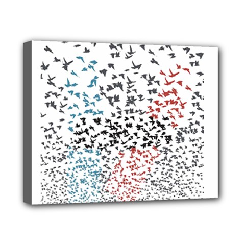 Twenty One Pilots Birds Canvas 10  X 8