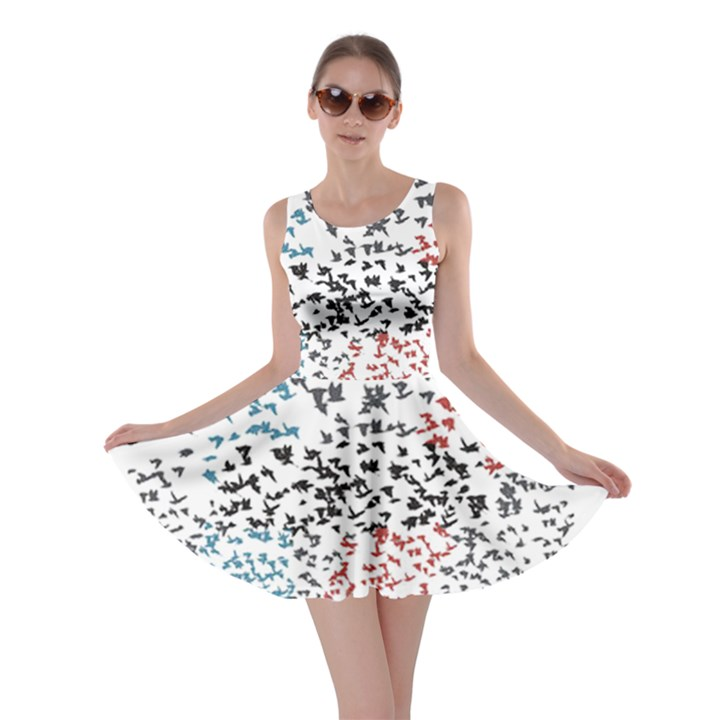 Twenty One Pilots Birds Skater Dress