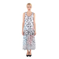 Twenty One Pilots Birds Sleeveless Maxi Dress