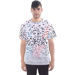 Twenty One Pilots Birds Men s Sport Mesh Tee