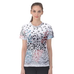 Twenty One Pilots Birds Women s Sport Mesh Tee