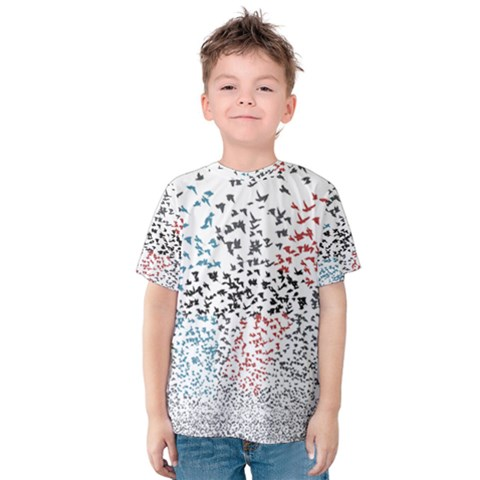 Twenty One Pilots Birds Kids  Cotton Tee