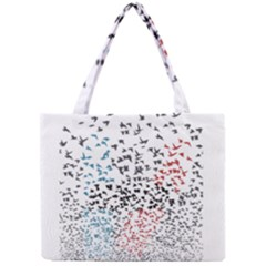 Twenty One Pilots Birds Mini Tote Bag
