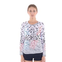 Twenty One Pilots Birds Women s Long Sleeve Tee