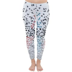 Twenty One Pilots Birds Winter Leggings