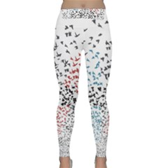 Twenty One Pilots Birds Yoga Leggings