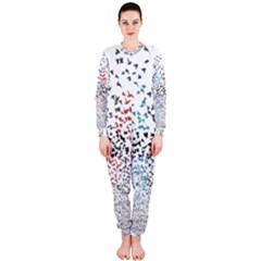 Twenty One Pilots Birds Onepiece Jumpsuit (ladies)